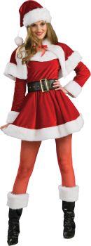 Women's Santa's Helper Dress - Adult Small