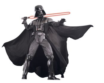 Men's Supreme Edition Darth Vader Costume - Star Wars Classic - Adult OSFM