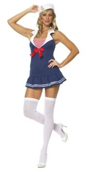 Sailor Cadet Sexy 2pc Med Lg