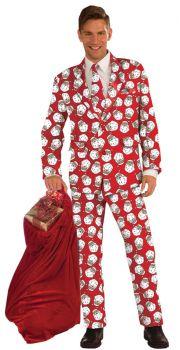 Men's Santa Suit - Adult XL (44 - 48)
