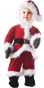 Santa Toddler 2-4