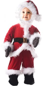 Santa Costume - Toddler Large (2 - 4T)