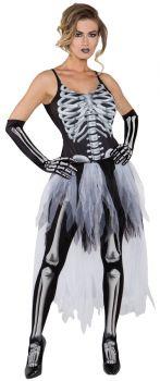 Sexy Skeleton Adult Large