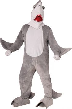Shark Chomper The Mascot