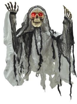 Skeleton Reaper Hanging