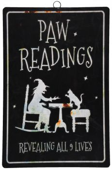 Sign Paw Readings Revealing
