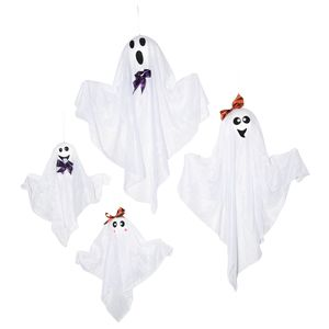 Ghost Family- Set Of 4 Ghosts