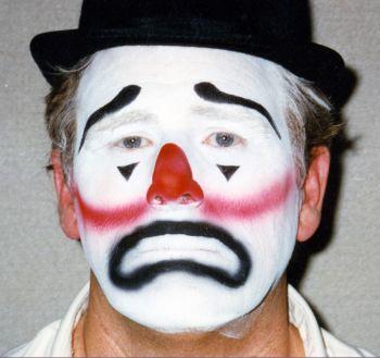 Stencil Kit Clown Tramp