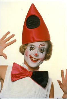 Stencil Kit Clown Twinkles