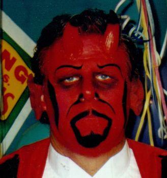 Stencil Kit Devil