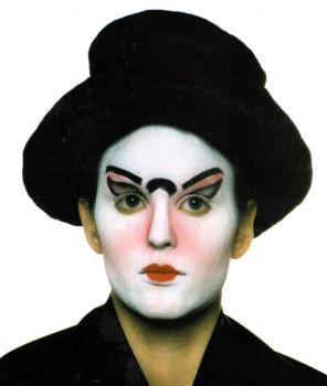 Stencil Kit Geisha