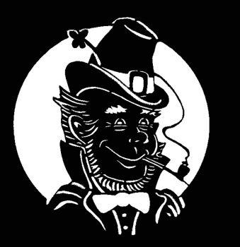 Stencil Leprechaun Stainless
