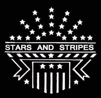 Stencil Stars Strpes Stainl