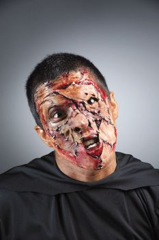Stitched Face Foam Appliance