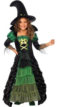 Storybook Witch Costume - Child Large
