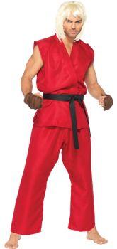 Street Fighter Ken Ad Sm Med