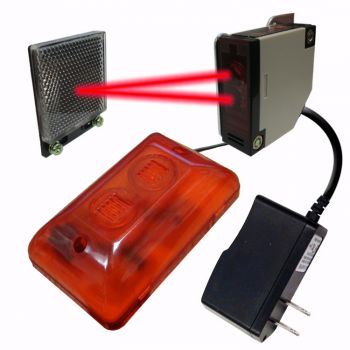 Strobe Alarm w/ Beam Sensor