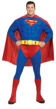 Superman Musc Chest Plus