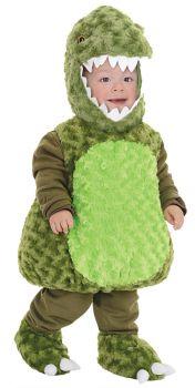 T-rex Green Toddler 2-4