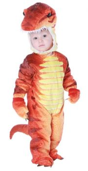 Child's T-Rex Costume - Toddler Large (2 - 4T)