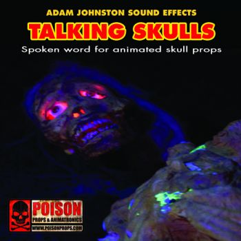Talking Skulls CD