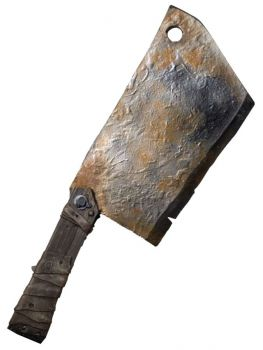 Tenderizer Weapon