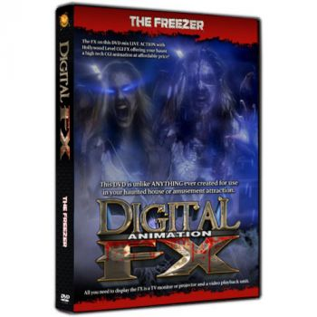 The Freezer DVD