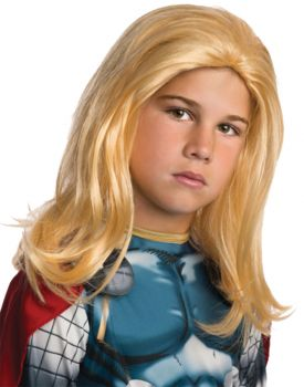 Thor Wig Child