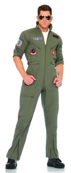 Top Gun Jumpsuit Medium/large