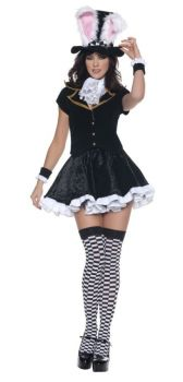 Women's Totally Mad Costume - Adult Small