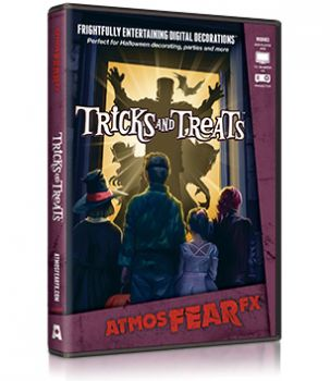 Tricks and Treats DVD