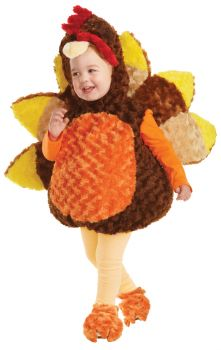 Turkey Costume - Toddler (18 - 24M)