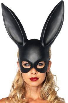 Women's Rabbit Mask - Black