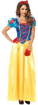 Women's Snow White Classic Costume - Adult Large