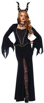 Women's Evil Enchantress Costume - Adult Small