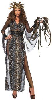 Women's Medusa Costume - Adult Small