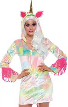 Women's Enchanted Unicorn Costume - Adult X-Small