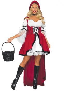 Red Riding Hood Adult Small Md