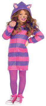 Cozy Cheshire Cat Costume - Child Small