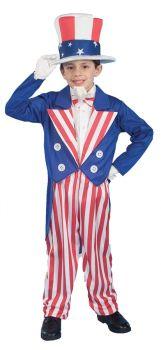 Uncle Sam - Child L (12 - 14)