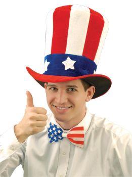 Uncle Sam Felt Hat