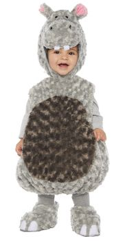 Hippo Costume - Toddler Large (2 - 4T)
