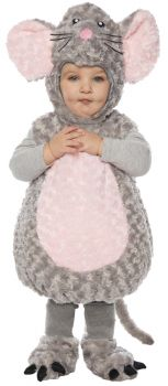 Mouse Costume - Toddler Large (2 - 4T)