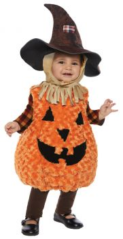 Scarecrow Costume - Toddler Large (2 - 4T)