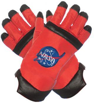 Astronaut Gloves - Orange
