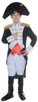 Boy's Napoleon Costume - Child L (10 - 12)