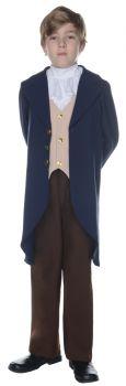 Boy's Thomas Jefferson Costume - Child L (10 - 12)