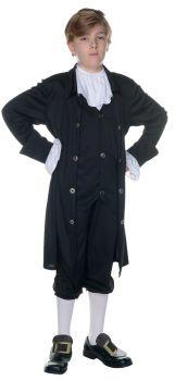 Boy's John Adams Costume - Child L (10 - 12)