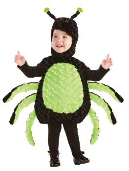 Spider Costume - Toddler (18 - 24M)