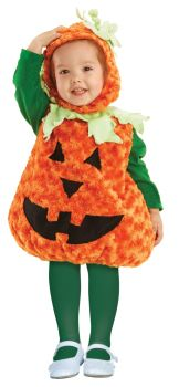 Pumpkin Costume - Toddler (18 - 24M)